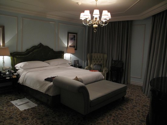 Taj Cape Town: Sleeping room