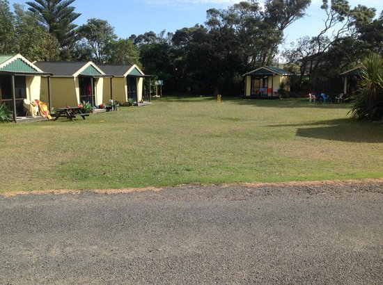 Baylys Beach Holiday Park : Cabins