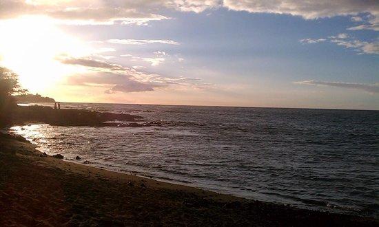 San Clemente Coastal Trail: Amazing sunset