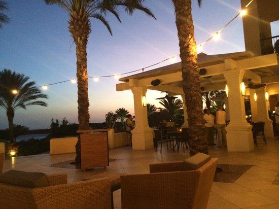 Santa Barbara Beach & Golf Resort, Curacao: Medi Restaurant