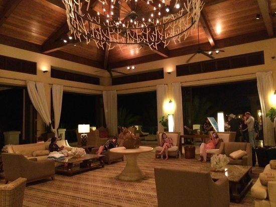 Santa Barbara Beach & Golf Resort, Curacao: Lobby