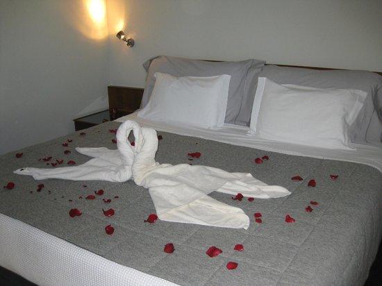 VidaMar Resort Hotel Madeira: Aufmerksamkeiten des Hotels zu unserer Hochzeitsreise