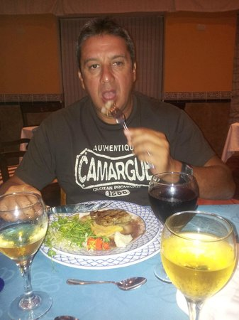 Allegro Papagayo: Restaurante Tratoria