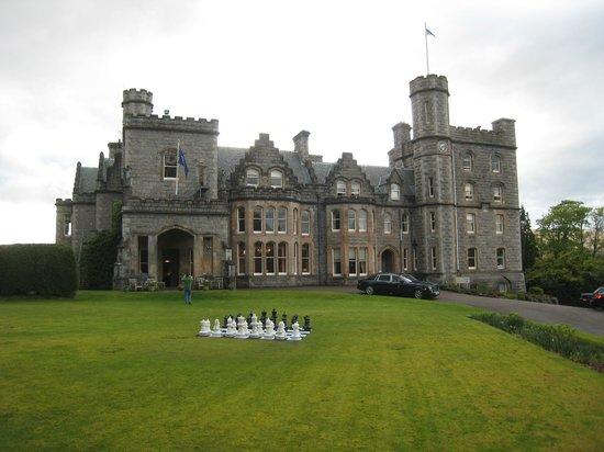 Inverlochy Castle Hotel: Hotel