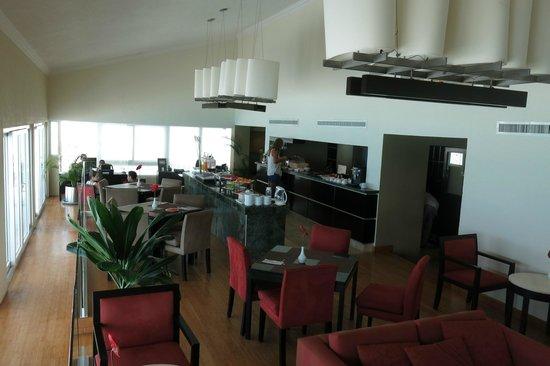 Krystal Cancun : En donde se desayuna