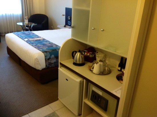Jet Park Hotel & Conference Centre : Room