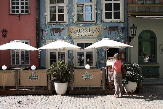 Ресторан 1221, Рига
