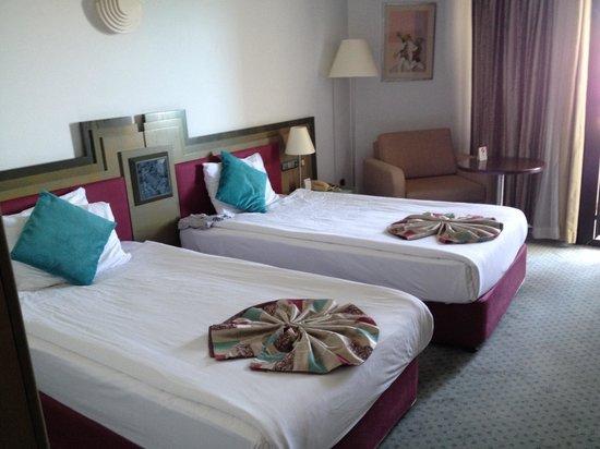 Ozkaymak Falez Hotel : Номер 520