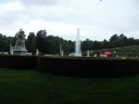 Sanssouci Palace : 3