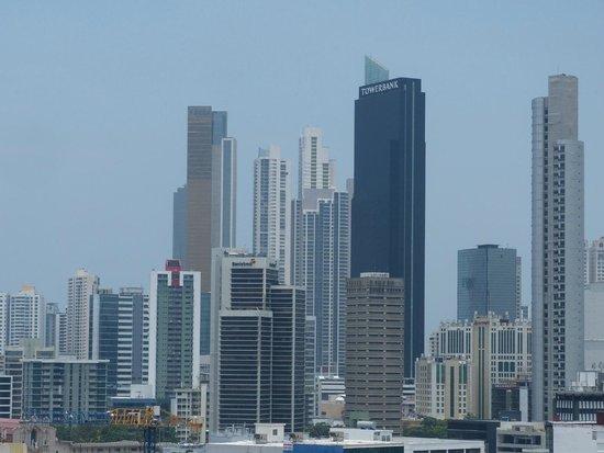 Novotel Panamá City: vista do quarto