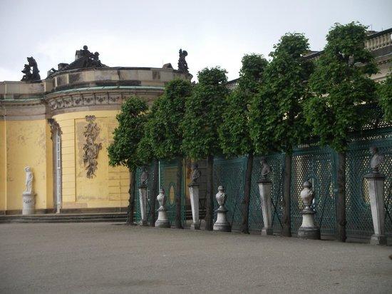 Sanssouci Palace : 6