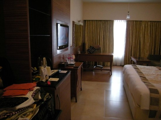 Sangam Hotel, Trichy: Very Large Bedroom