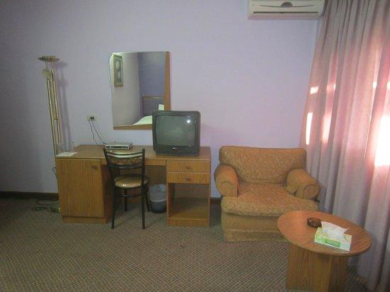 Silk Road Hotel: Room 201