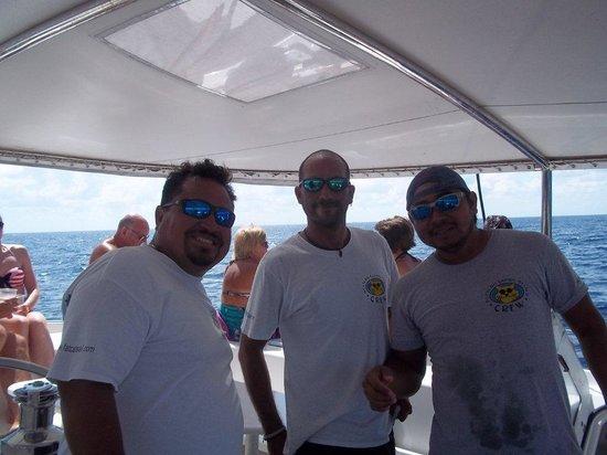 FatCat Ocean Adventures: The Crew