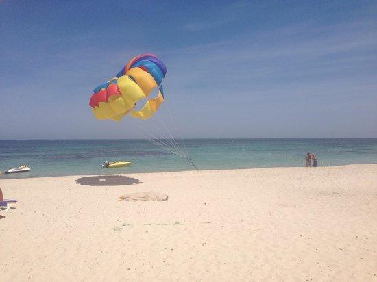 Hotel Abou Sofiane : The Beach