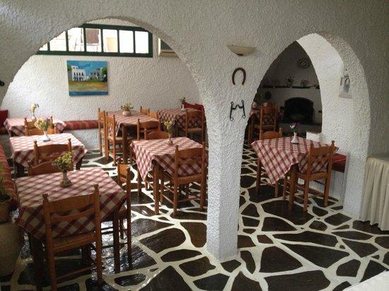 Hotel Argo: Столовая