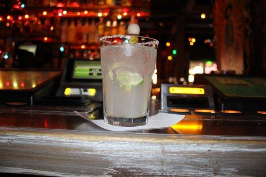 Pink Taco: The Margaritas