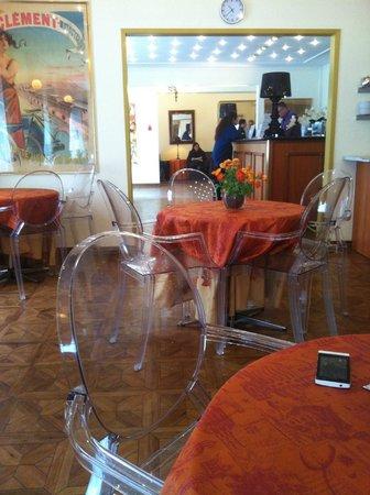 Hotel Du Nord Copenhagen: La sala per la colazione