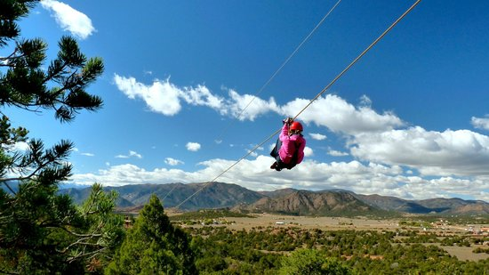 Royal Gorge Zip Line Tours
