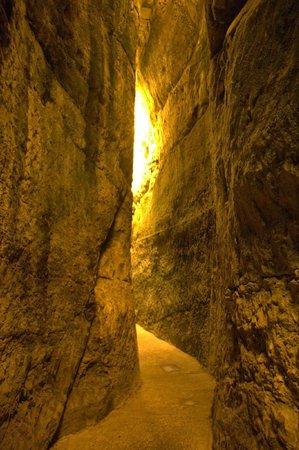 Mur des lamentations : Crevice