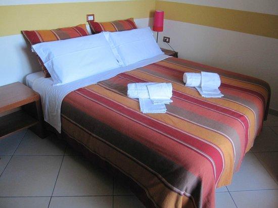Villa Sunset Bed & Breakfast: la chambre