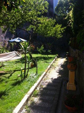 Pedra Iberica : Jardin