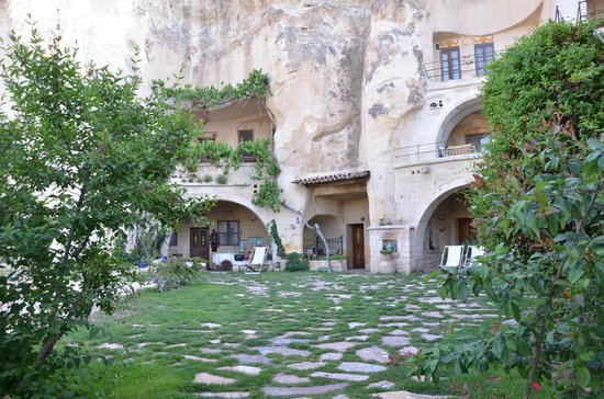 Elkep Evi Cave Hotel: rooms