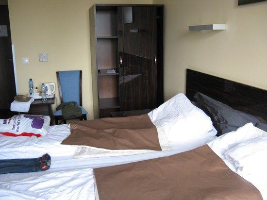 Hotel Focus Gdansk: номер стандарт