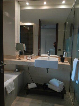 Hotel Dreams Valdivia: Baño