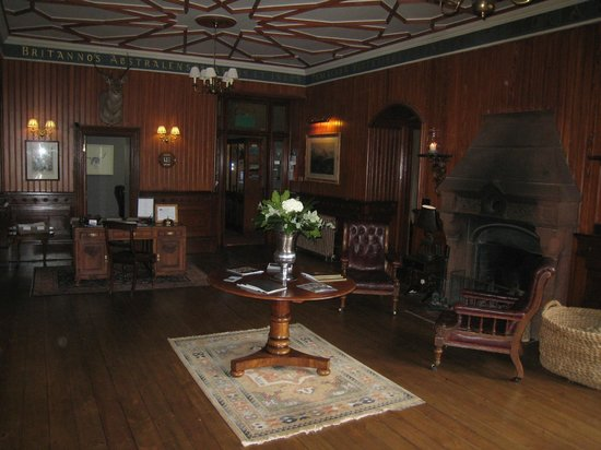 The Torridon: Hall