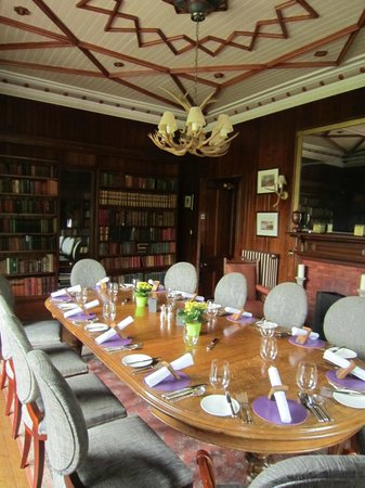 The Torridon: Private dining room