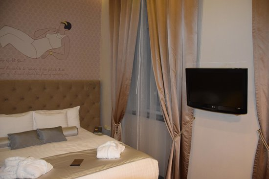 Design Hotel Jewel Prague: Номер Diamond