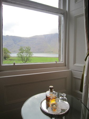 The Torridon: Ready to enjoy the view