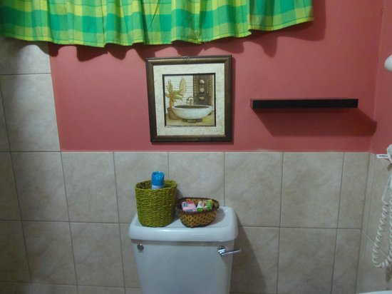 The Valley Oasis : Bathroom