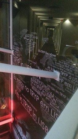 TRYP Lisboa Aeroporto Hotel: Hall