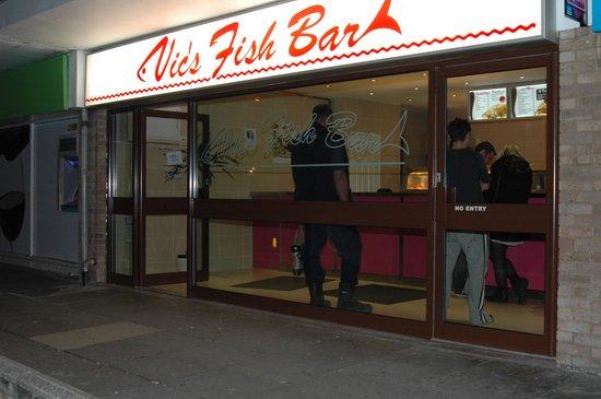 Sonny's Traditional Fish & Chips: Vics Fish Bar