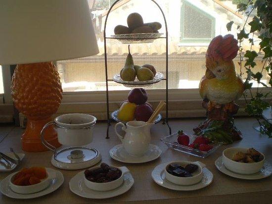 Hotel Taodomus : Café da manhã maravilhoso