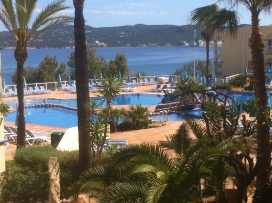 Sirenis Hotel Club Aura : The view from 5106