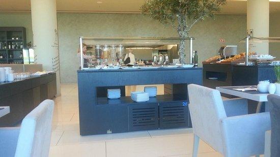 TRYP Lisboa Aeroporto Hotel: Petit déjeuner