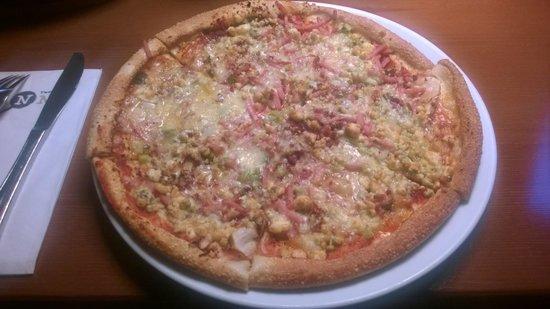 Ravintola Pannu: Pizza