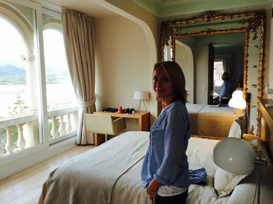 Hotel Villa Italia: suite
