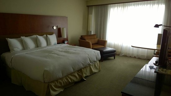 Hilton Toronto: Room view#1
