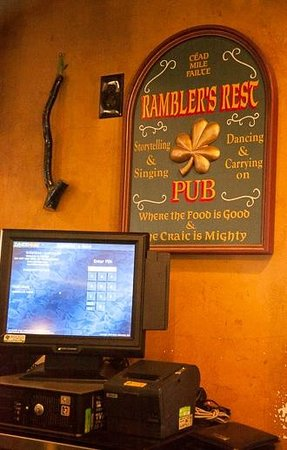 Rambler's Rest : Inside