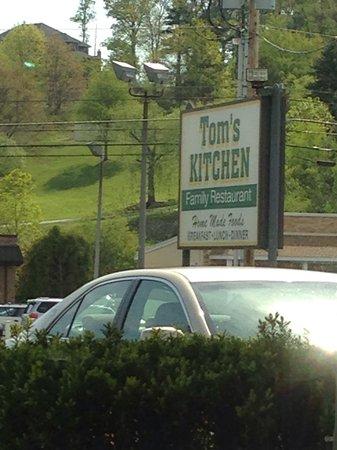 Tom's Kitchen in Sugarloaf