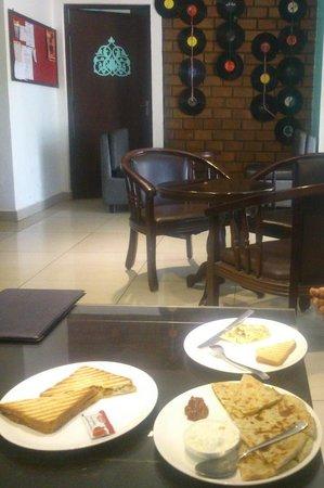 The Indian Kaffe Express : yummy