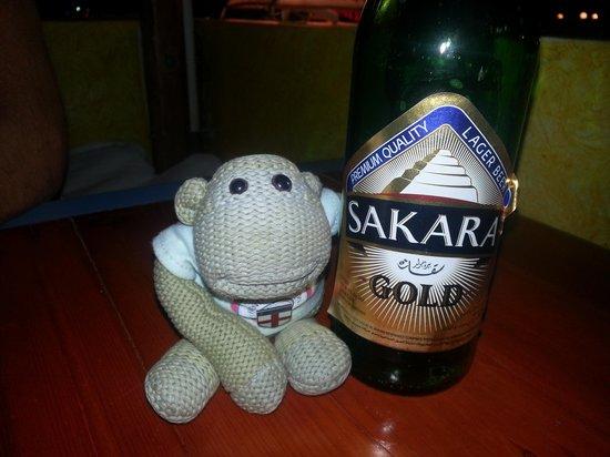 The Half Crown: Another Sakara Please !!!!