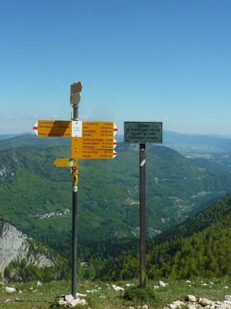 Creux du Van : where do you wanna go from here?