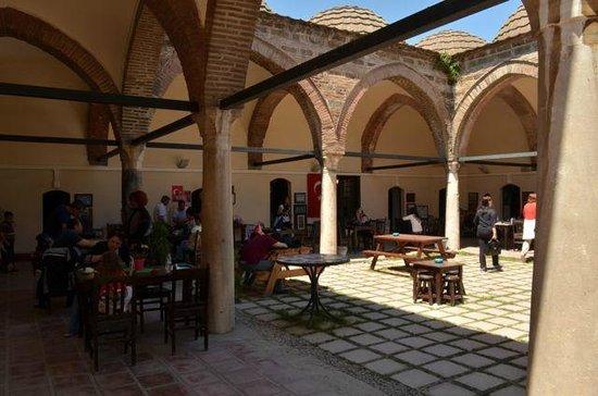 Nilüfer Hatun Madrasah - Tile Shops - Picture of Iznik, Bursa ...