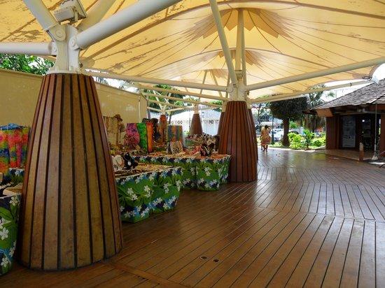 Hotel Tahiti Nui : l office du tourisme