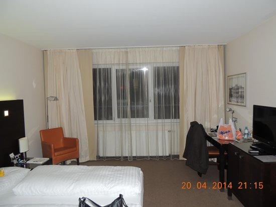 Fleming's Conference Hotel Wien: Vista General habitación